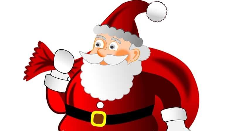 ¿Santa o Nikolaus?