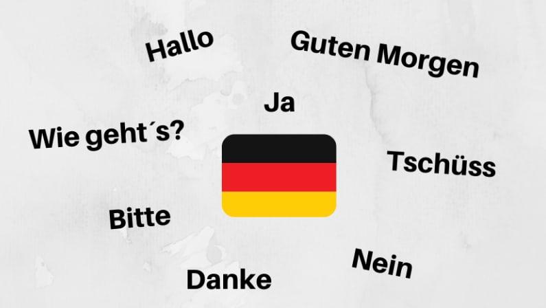 Querido idioma alemán