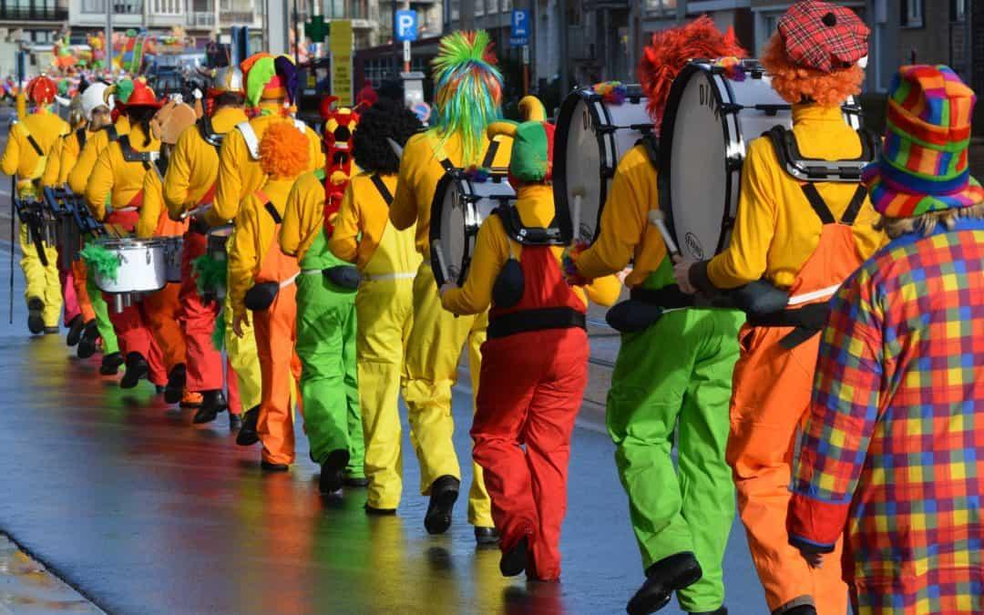 El carnaval: la quinta estación
