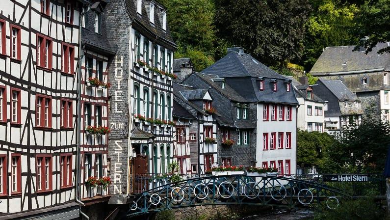 Los hoteles alemanes