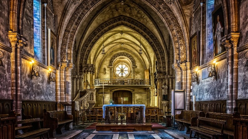 El país con más de 45.000 iglesias
