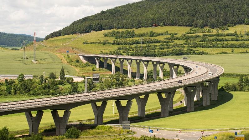 La fabulosa infraestructura alemana