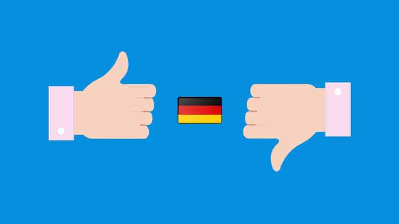 Lo que más me gusta y lo que menos me gusta de Alemania